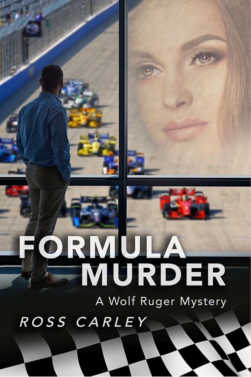 Formula Murder by Ross Carley